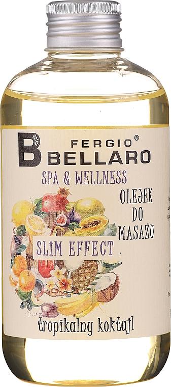 "Masážny olej ""Ovocný"" - Fergio Bellaro Massage Oil"