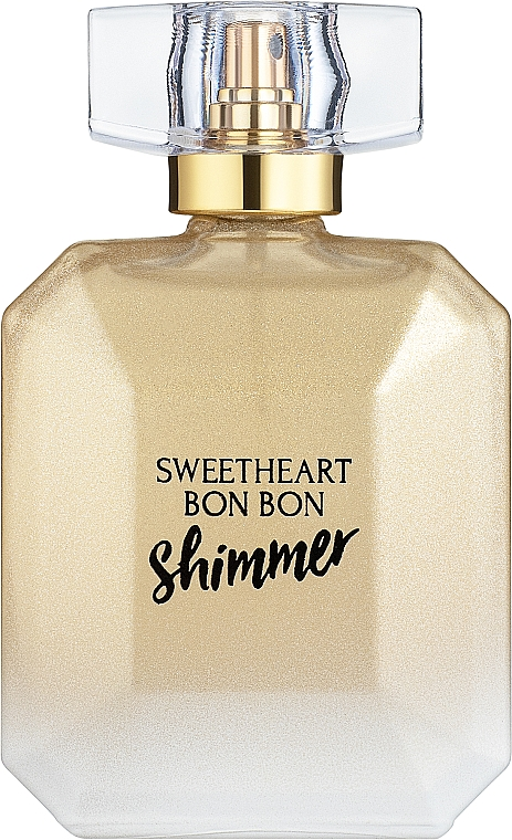 MB Parfums Sweetheart Bon Bon Shimmer - Parfumovaná voda
