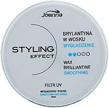Voňavky, Parfémy, kozmetika Brilliantine vo vosku na vlasy - Joanna Styling Effect Wax Brilliantine