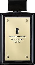 Voňavky, Parfémy, kozmetika Antonio Banderas The Golden Secret - Toaletná voda
