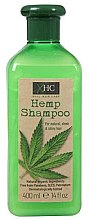 """Voňavky, Parfémy, kozmetika Šampón na vlasy """"Konope"""" - Xpel Marketing Ltd Hair Care Hemp Shampoo"""