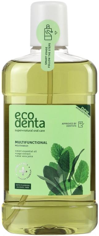 Ústna voda - Ecodenta Multifunctional Mouthwash