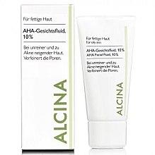 Voňavky, Parfémy, kozmetika Fluid pre tvár - Alcina Fm Aha Fluid