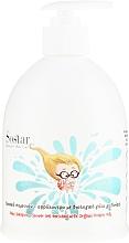 Voňavky, Parfémy, kozmetika Detský šampónový gél na vlasy a telo - Sostar Baby Shampoo Shower Gel Enriched With Organic Donkey Milk