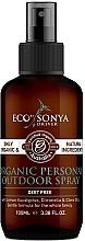 Voňavky, Parfémy, kozmetika Telový sprej - Eco by Sonya Citronella Personal Outdoor Spray