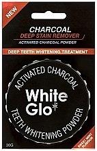 Voňavky, Parfémy, kozmetika Bieliaci zubný prášok - White Glo Activated Charcoal Teeth Polishing Powder