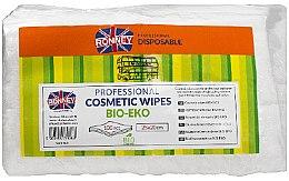 Voňavky, Parfémy, kozmetika Kozmetické utierky 25x20 cm - Ronney Professional Cosmetic Wipes Bio-Eko