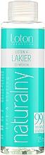 Voňavky, Parfémy, kozmetika Prírodný lak na vlasy - Loton 4 Hairspray (výmenný blok)