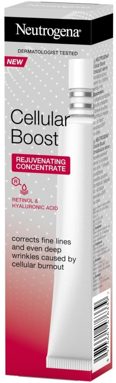 Krém na oči - Neutrogena Cellular Boost Eye Rejuvenating Cream — Obrázky N1