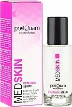 Voňavky, Parfémy, kozmetika Regeneračné sérum na tvár - Postquam Med Skin Serum Epidermic Growth