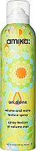 Voňavky, Parfémy, kozmetika Textúrovací sprej na vlasy - Amika Un.Done Texture Spray