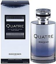 Voňavky, Parfémy, kozmetika Boucheron Quatre Boucheron Intense Pour Homme - Toaletná voda