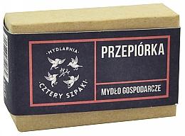 """Voňavky, Parfémy, kozmetika Hospodárske mydlo """"Prepelica"""" - Cztery Szpaki"""