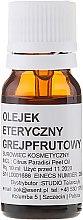 """Voňavky, Parfémy, kozmetika Esenciálny olej """"Grapefruit"""" - Esent"""