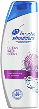 Voňavky, Parfémy, kozmetika Šampón na vlasy - Head & Shoulders Ocean Fresh Shampoo