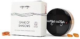 Voňavky, Parfémy, kozmetika Púder na kontúrovanie tváre - Uoga Uoga Game Of Shadows Contouring Powder