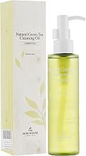Voňavky, Parfémy, kozmetika Hydrofilný olej s extraktom zo zeleného čaju - The Skin House Natural Green Tea Cleansing Oil