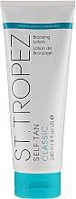 Voňavky, Parfémy, kozmetika Lotion na samopaľovanie tela - St.Tropez Self Tan Classic Bronzing Lotion