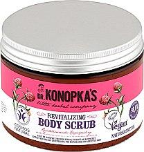 Voňavky, Parfémy, kozmetika Telový peeling revitalizačné - Dr. Konopka's Revitalizing Body Scrub