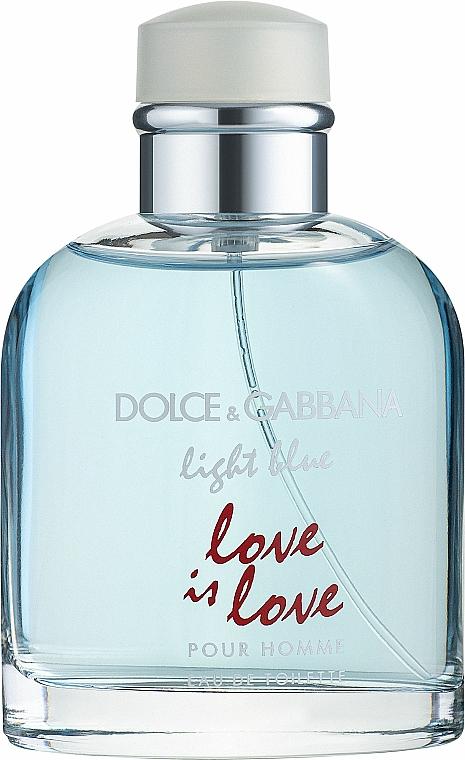 Dolce & Gabbana Light Blue Love is Love Pour Homme - Toaletná voda