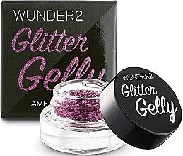 Voňavky, Parfémy, kozmetika Kozmetický lesk na tvár, oči a telo - Wunder2 Glitter Gelly