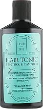 Voňavky, Parfémy, kozmetika Tonikum s mentolom na starostlivosť o vlasy pre mužov - Lavish Care Hair Tonic Menthol And Camphor