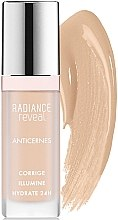 Voňavky, Parfémy, kozmetika Tekutý korektor na tvár - Bourjois Radiance Reveal Concealer