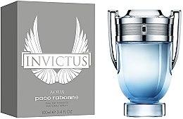 Voňavky, Parfémy, kozmetika Paco Rabanne Invictus Aqua 2018 - Toaletná voda