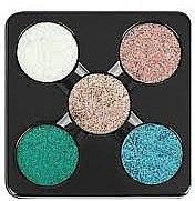 Voňavky, Parfémy, kozmetika Očné tiene - Makeup Revolution Pro Magnetic Glitter Eyeshadow (vymeniteľná jednotka)