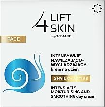 Voňavky, Parfémy, kozmetika Intenzívne hydratačný a vyhladzujúci denný krém - Lift4Skin Snail C+ Day Cream