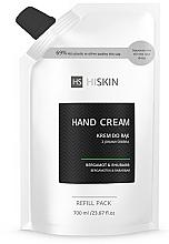 """Voňavky, Parfémy, kozmetika Krém na ruky """"Bergamot a rebarbora """" - HiSkin Bergamot & Rhubarb Hand Cream Refill Pack (náhradná jednotka)"""