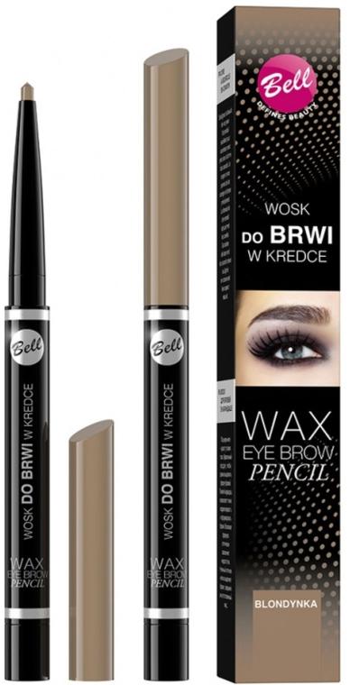 Ceruzka-vosk na obočie - Bell Wax Eye Brow Pencil
