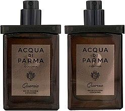Voňavky, Parfémy, kozmetika Acqua di Parma Colonia Quercia Travel Spray Refill - Kolínska voda