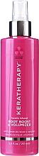 Voňavky, Parfémy, kozmetika Ochranný objemový sprej na vlasy s keratínom - Keratherapy Keratin Infused Root Boost and Volumizer 8.5 OZ