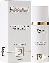 Voňavky, Parfémy, kozmetika Krém na tvár nočný - BioDermic Caviar Extract Night Cream