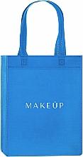 """Voňavky, Parfémy, kozmetika Nákupná taška, svetlomodrá """"Springfield"""" - MakeUp Eco Friendly Tote Bag"""