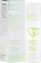 Voňavky, Parfémy, kozmetika Jemná emulzia na čistenie tváre s matujúcim efektom - Bema Cosmetici Bema Love Bio Gentle Mattifying Cleanser