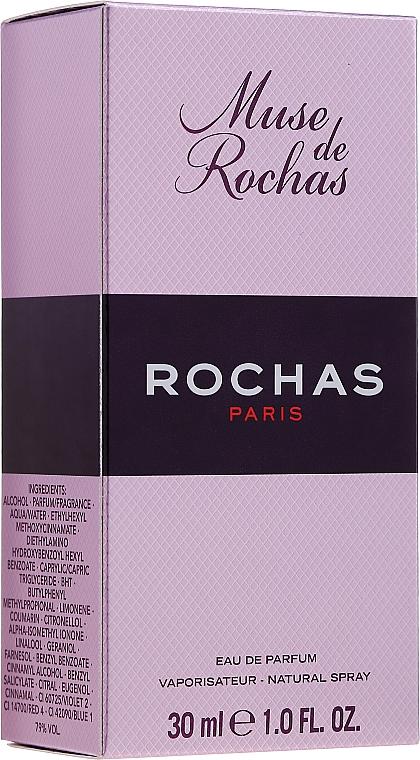 Rochas Muse de Rochas - Parfumovaná voda