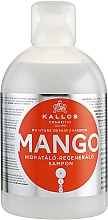 """Voňavky, Parfémy, kozmetika Šampón na vlasy """"Mango"""" - Kallos Cosmetics Mango"""