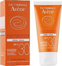 Voňavky, Parfémy, kozmetika Opaľovací krém - Avene Sun High Protection Cream SPF 30