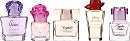 Voňavky, Parfémy, kozmetika Charrier Parfums Pack Collections - Sada (edp/10.7ml+edp/10.1ml+edp/12ml+edp/9.8ml+edp/10.5ml)