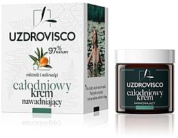 Voňavky, Parfémy, kozmetika Denný hydratačný krém s rakytníkom - Uzdrovisco All-day Hydrating Cream
