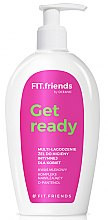 Voňavky, Parfémy, kozmetika Uspokojújuci gél pre intímnu hygienu - AA Cosmetics Fit.Friends Intimate