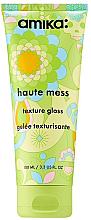 Voňavky, Parfémy, kozmetika Gél na lesk vlasov - Amika Haute Mess Texture Gloss Gel