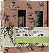 Voňavky, Parfémy, kozmetika Sada - Farmona Herbal Care (b/cr/400ml + h/cr/100ml)