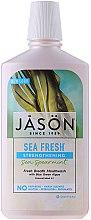 """Voňavky, Parfémy, kozmetika Ústna voda spevüjúca """"Čerstvosť mora"""" - Jason Natural Cosmetics Sea Fresh Strengthening"""