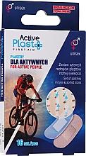 Voňavky, Parfémy, kozmetika Sada náplastí pre aktívnych ľudí - Ntrade Active Plast First Aid For Active People Patches