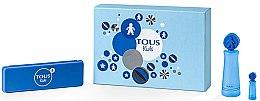 Voňavky, Parfémy, kozmetika Tous Kids Boy - Sada (edt/100ml + edt/mini/4ml + case)