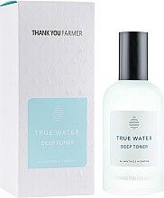 Voňavky, Parfémy, kozmetika Hĺbkovo hydratačné pleťové tonikum- Thank You Farmer True Water Toner