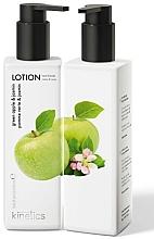 """Voňavky, Parfémy, kozmetika Výživný lotion na ruky a telo """"Zelené jablko a jazmín"""" - Kinetics Green apple & Jasmine Lotion"""